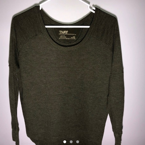 TNA Tops - Aritzia Long Sleeve